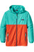 Patagonia Boys Light and Variable Hoody Cusco Orange
